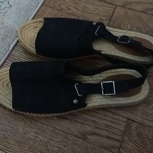 Like new Ugg sandals!